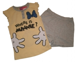 Set Minnie Mouse, fete 6 ani, firma Disney