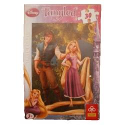 Puzzel Rapunzel, 30 piese, firma Disney
