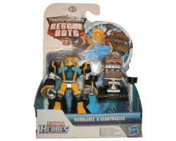 Jucarie Transformers, pachet 2 figurine, firma Hasbro