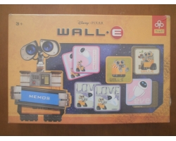 Joc memos Wall-e, firma Trefl