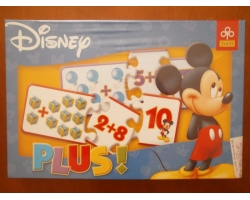 Joc Disney Cifre-Plus-Tik-Tak