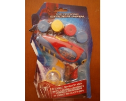 Spiderman Disc shooter