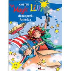 "Carte ""Magic Lili, descopera America"", editura Aramis"