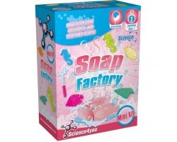 Laborator de mini sapunuri, firma Science4you