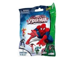 Punguta cu figurine Spiderman, Marvel