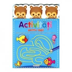 Activitati pentru copii, firma Girasol